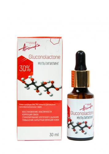 Альпика   Мультипилинг Gluconolactone 30%, 30 мл