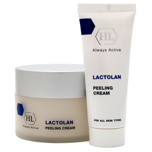 Holy Land LACTOLAN Peeling Cream | Отшелушивающий крем, 250 мл