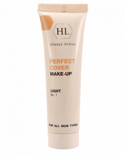 Holy Land Perfect Cover Moisturizing Make-Up №1| Тональный крем, 30 мл