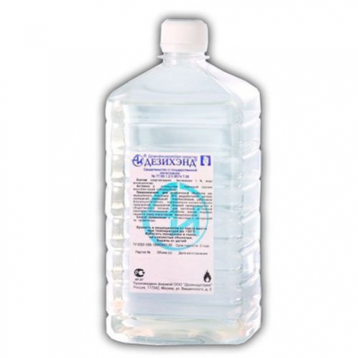 Антисептик|Дезихэнд, концентрированный раствор 1 литр